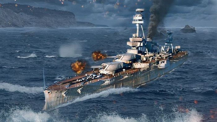 [0.3.0.5] Патч-ноут. world of warships