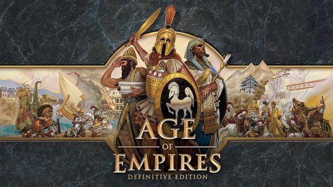 Age of empires: definitive edition дебютирует в следующем месяце