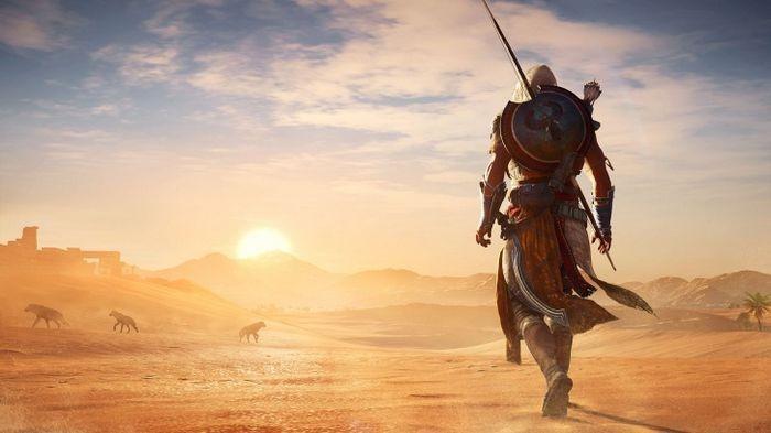 Assassin's creed: origins: превью (e3 2017)