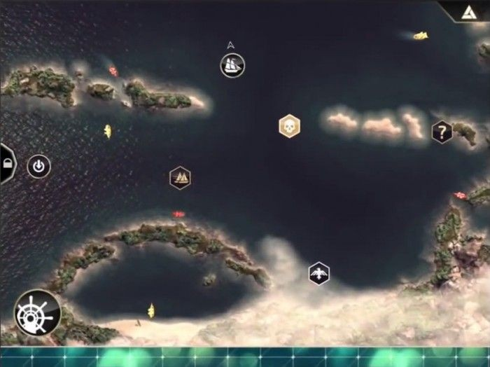 Assassin's creed: pirates: обзор