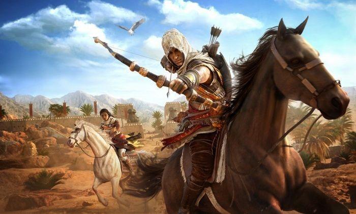 Assassin's creed origins: гробницы, трофеи и достижения