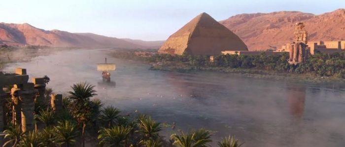 Assassin's creed: origins: мнение об игре