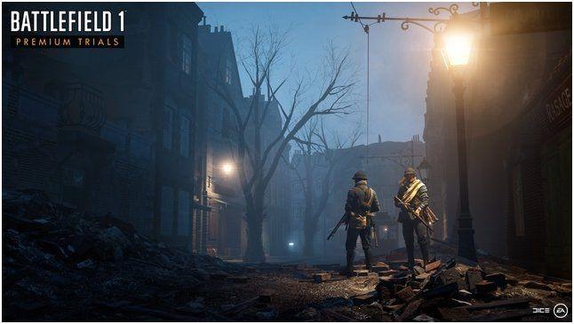 Battlefield 1 / дополнительные карты бесплатно