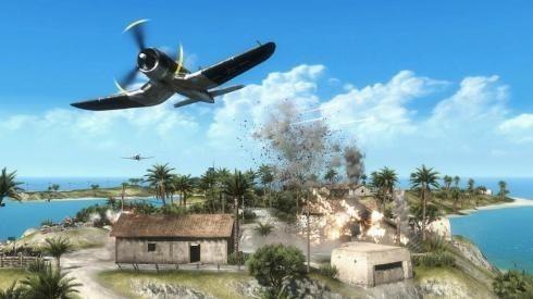 Battlefield 1943: превью