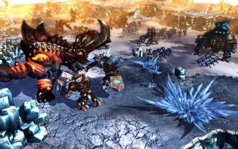Battleforge: превью