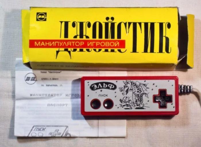 Белорусские приставки 90-х, которые были не хуже японских