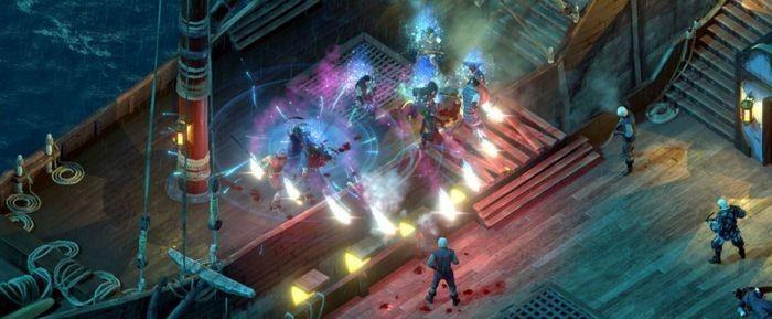 Билды для ближнего боя в pillars of eternity 2: deadfire