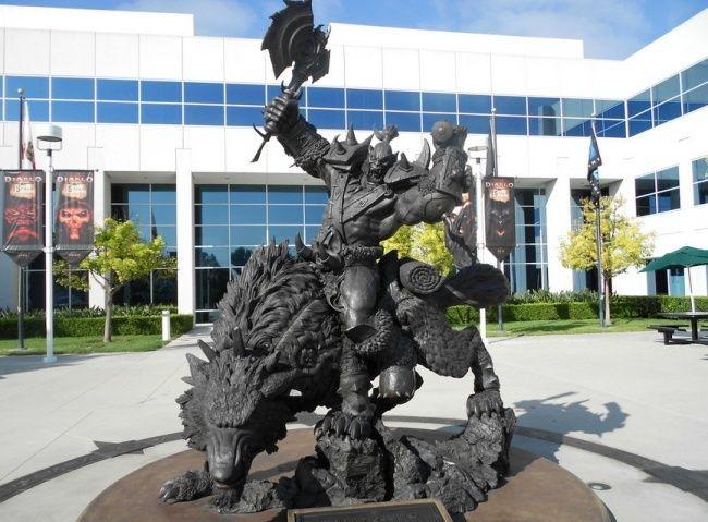 Blizzard раздает подарки фанатам world of warcraft