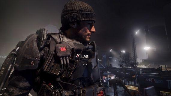 Call of duty: advanced warfare — новые подробности