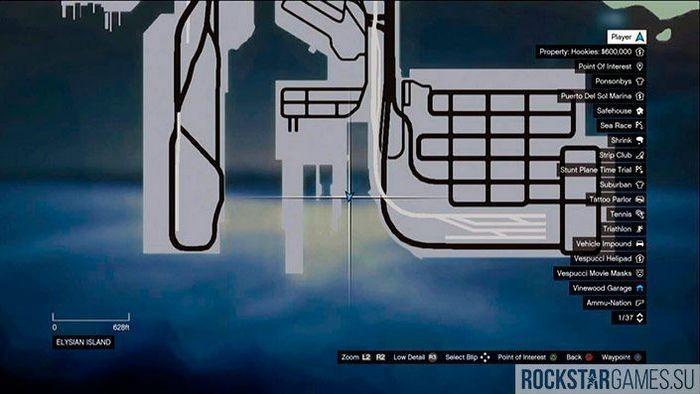Части космического корабля в gta 5