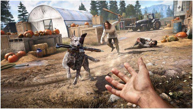 Чем можно будет заняться в far cry 5 / новое видео / gamescom 2017