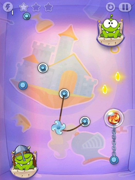 Cut the rope: time travel: обзор