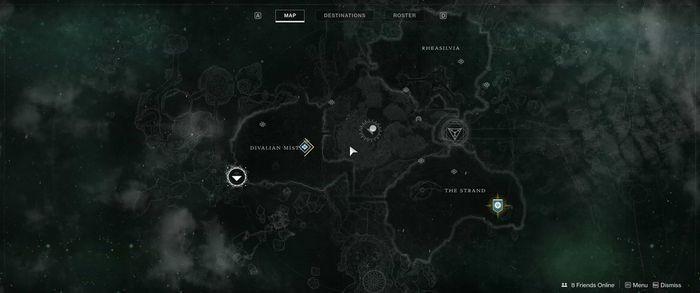 Destiny 2: forsaken - где найти все восходящие сундуки