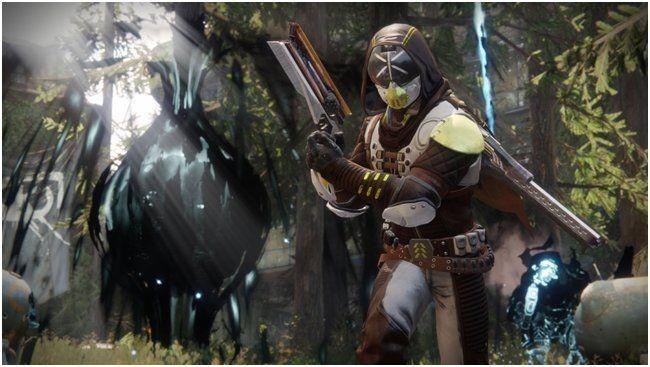 Destiny 2 / сколько актов в сюжетной кампании и за какое время игру можно пройти