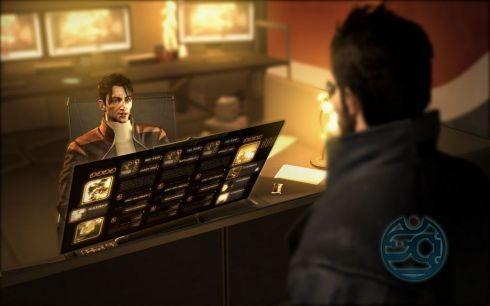 Deus ex: human revolution: превью (2011)