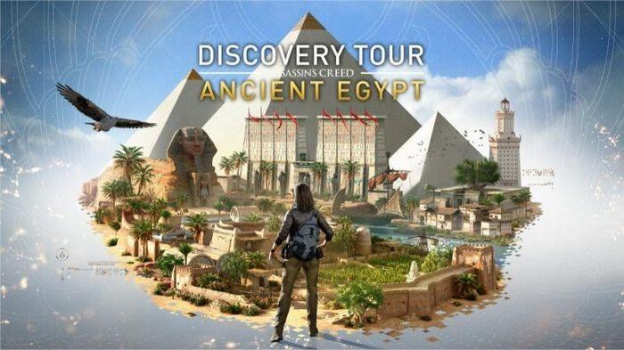 «Discovery tour» из assassin's creed: origins стали преподавать в школах