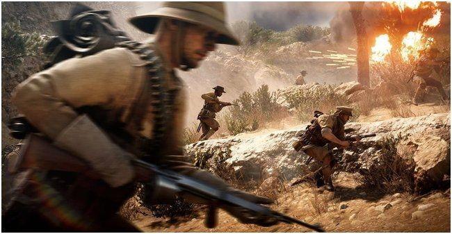 Дополнение «апокалипсис» для battlefield 1 выйдет в феврале