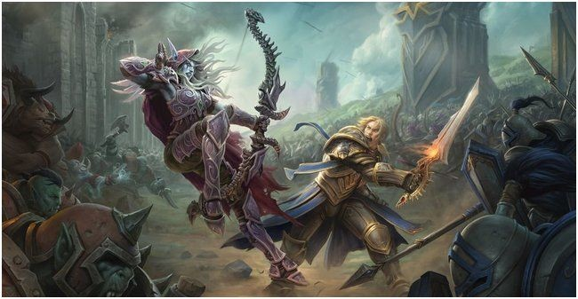 Дополнение «battle for azeroth» для world of warcraft повысит планку системных требований