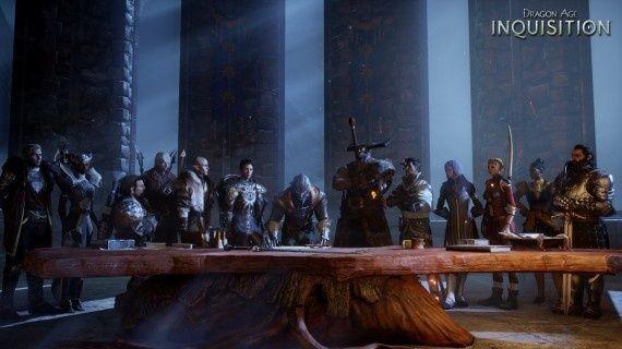 Dragon age: inquisition даст игроку «новый уровень возможностей»