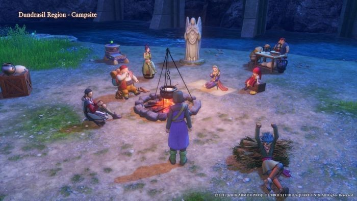 Dragon quest xi: echoes of an elusive age: обзор