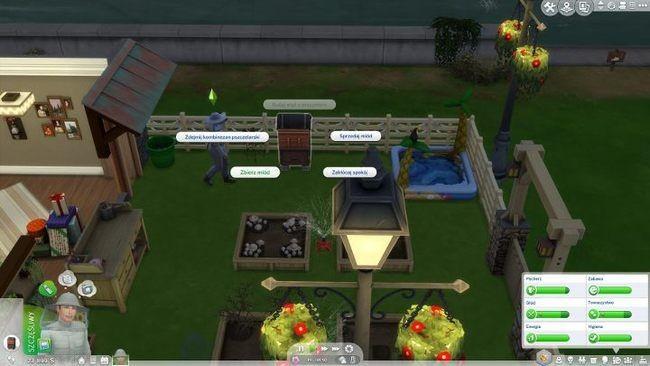 Другие новые возможности в sims 4: «времена года»