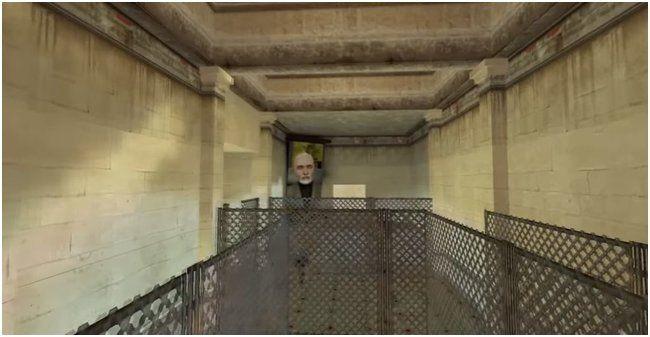 Фанаты воссоздают half-life 2 на движке первой half-life