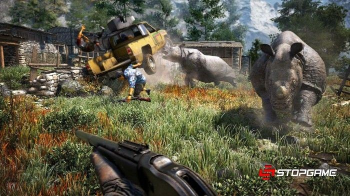 Far cry 4: превью (gamescom 2014)