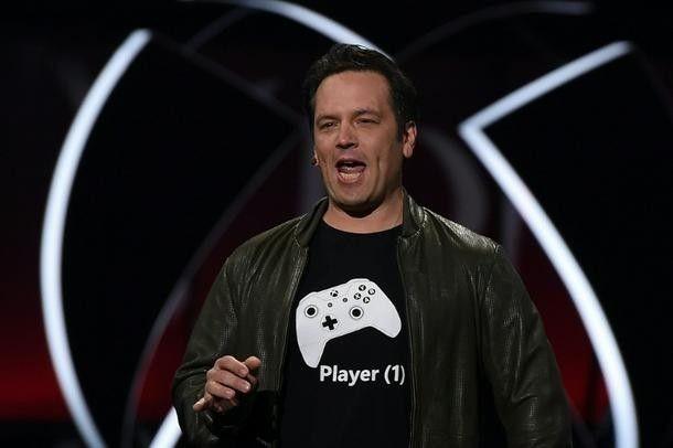 Фил спенсер: мы стремимся быть первыми в игровом мире