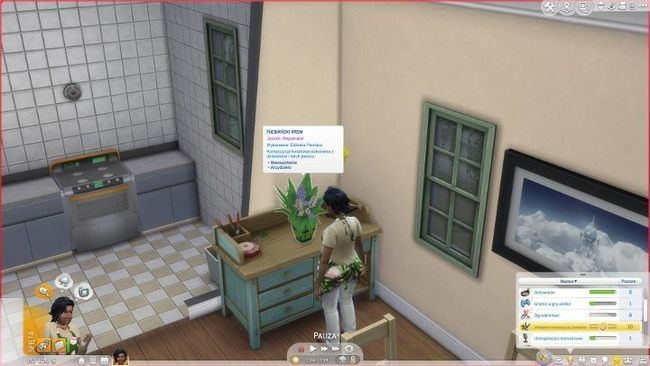 Флористика — новый навык в sims 4