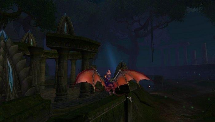 Forsaken world: nightfall: обзор