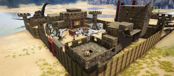 Гайд ark survival evolved: строительство дома и базы