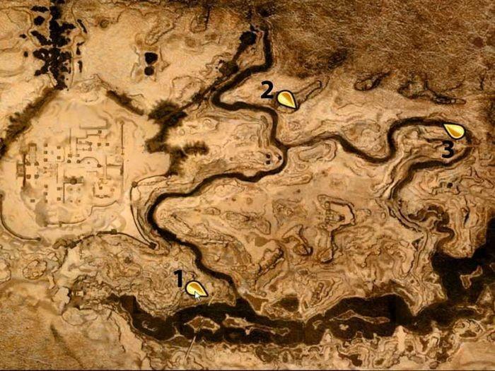 Гайд conan exiles. все о религии + карта священников