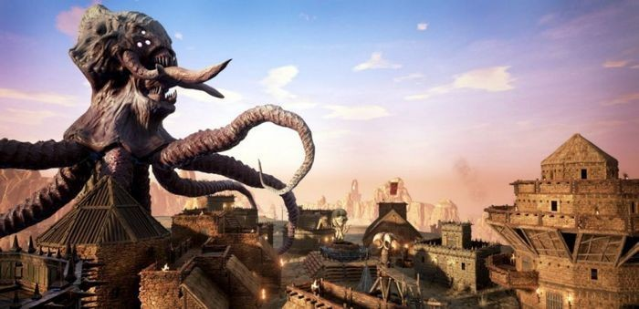 Гайд conan exiles: выбор сервера, ресурсы, крафт, боги, алтари и скверна