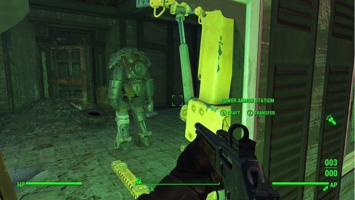 Гайд fallout 4: nuka-world. силовая броня