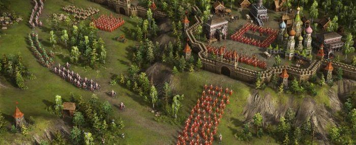 Гайд по игре казаки 3: тактика, построение войск, ударные группы