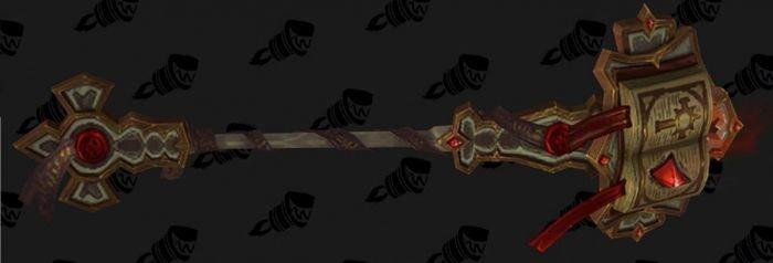 Гайд wow legion #2: артефактное оружие и тайные облики