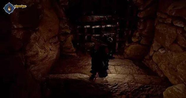 Ghost of a tale - как найти ключ и попасть в канализацию