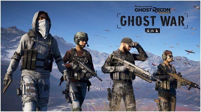 Ghost recon: wildlands / бета-тест pvp-режима начнется через неделю