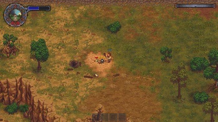 Graveyard keeper - где найти камень и глину