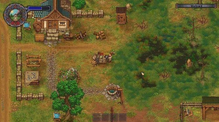 Graveyard keeper - как получить зеленые и красные очки