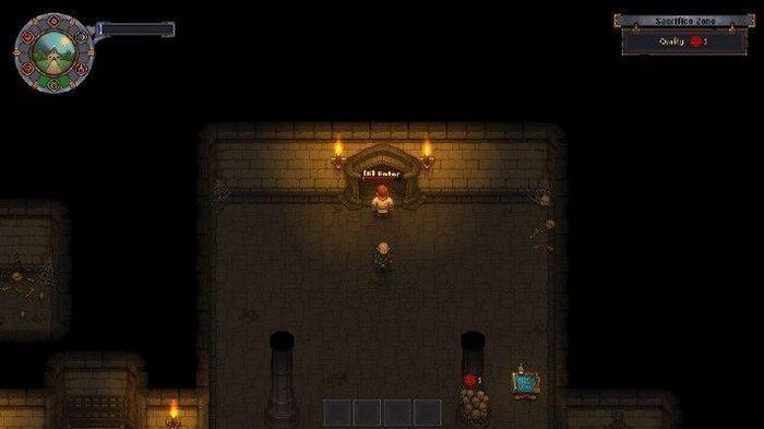 Graveyard keeper - советы по прохождению подземелья