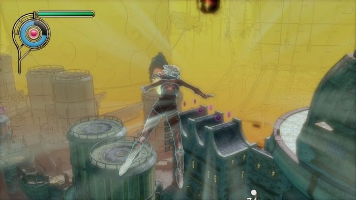 Gravity rush remastered: обзор