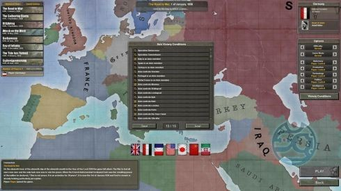 Hearts of iron 3: semper fi: обзор