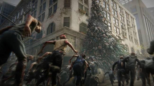 Игра world war z – тысячные орды зомби и разрушаемые объекты