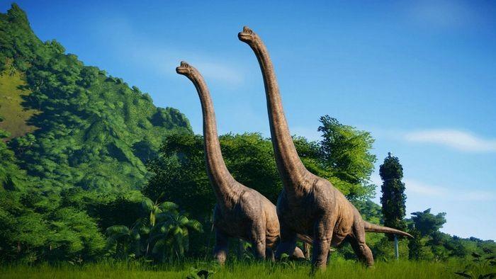Jurassic world evolution - какие динозавры могут жить вместе