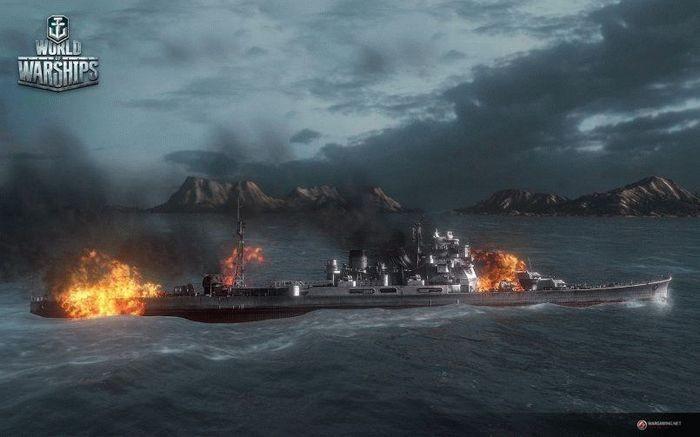 Как устроен морской бой? часть 2