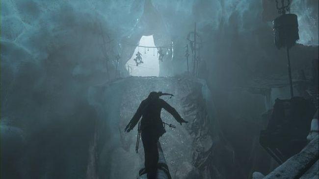 Карта | ледяная пещера | секреты