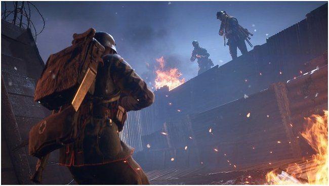 Карта «ночи нивеля» для battlefield 1 станет доступна всем игрокам