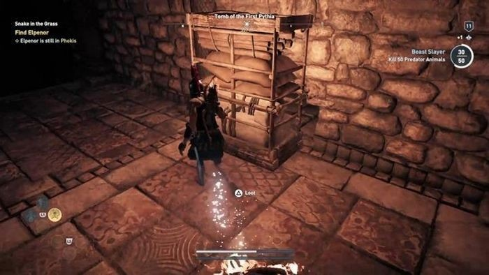 Квесты регион фокида в assassin's creed odyssey