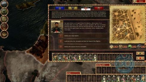 Lionheart: kings' crusade: обзор